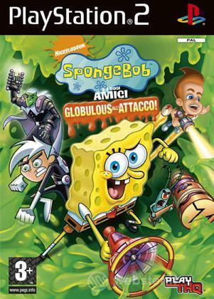 Spongebob & Amici: Globulous Attacca!