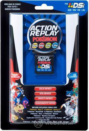 Action Replay Pokemon 3DS/DSi