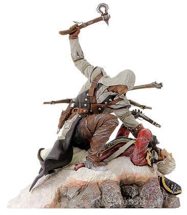 Assassin's Creed 3 Statua Connor Diorama