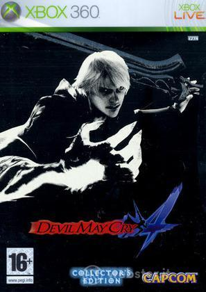 Devil May Cry 4 Limited Edition