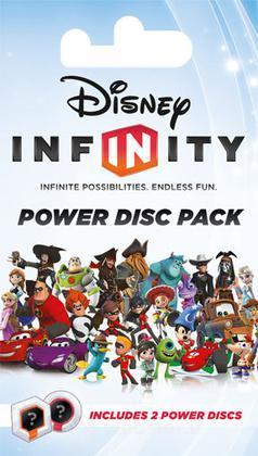 Disney Infinity PowerDiscPack Serie 2