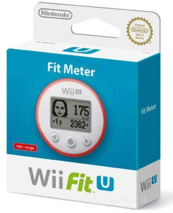 NINTENDO Wii U Fit Meter Red