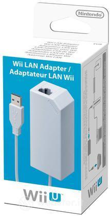 Nintendo Wii U LAN Adapter