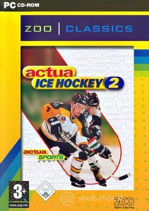 Actua Ice Hockey II