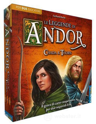Le Leggende di Andor - Chada e Thorn