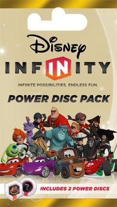 Disney Infinity PowerDiscPack Hook