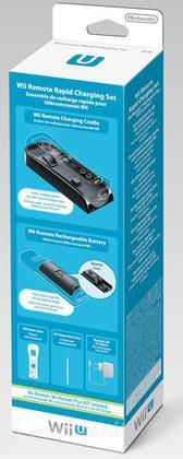 NINTENDO Wii U Remote Rapid Charging Set