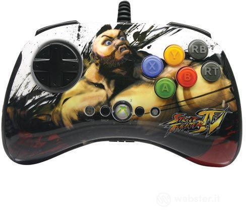 MAD CATZ X360 Wired FightPad R 2 Zangief
