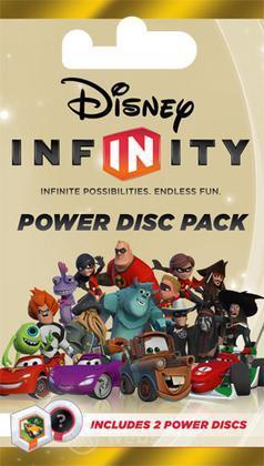 Disney Infinity PowerDiscPack Mike's