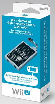 NINTENDO Wii U Gamepad Battery Pack