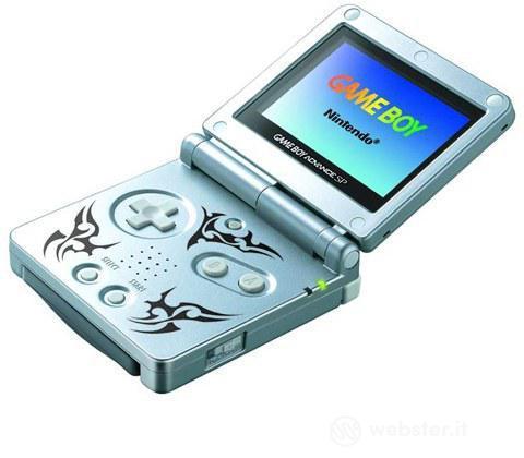 Game Boy Advance SP TRIBAL ED.