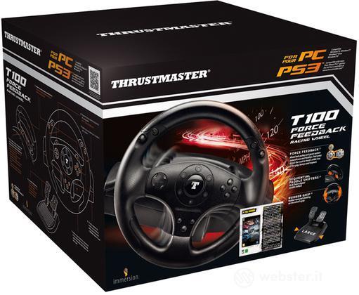 THR - Volante T100 FF + The Crew PC