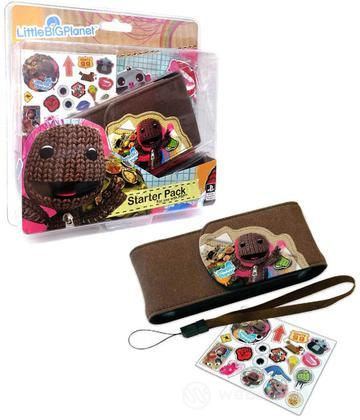 PSP Starter Pack Little Big Planet