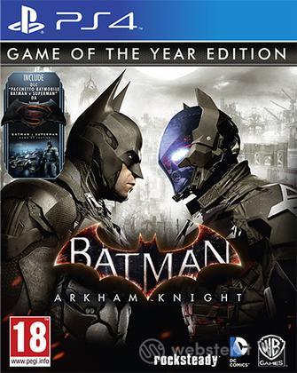 Batman Arkham Knight GOTY Ed.