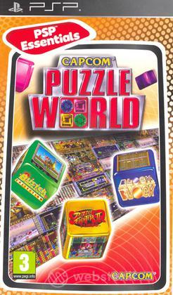 Essentials Capcom Puzzle World