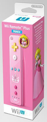 NINTENDO Wii U Telecomando Plus Peach Ed