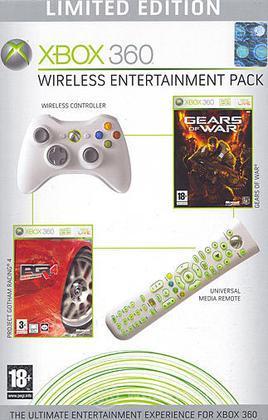 MICROSOFT X360 Wireless Entertain.Pack