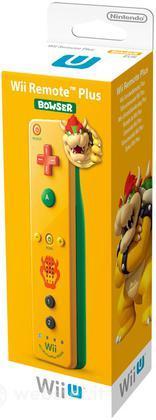 NINTENDO Wii U Telecomando Plus Bowser