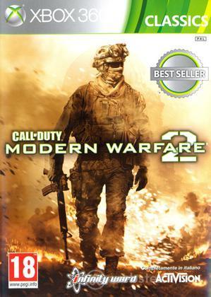 Call Of Duty Modern Warfare 2 Classic