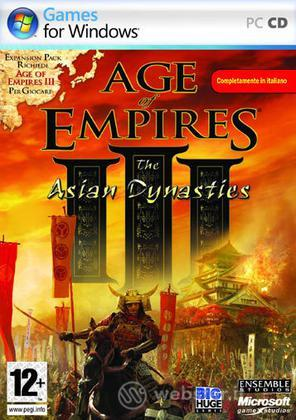 Age of Empires III Asian Dynasties