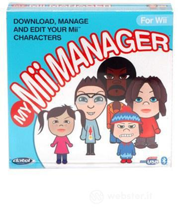 WII Mii Manager - DATEL