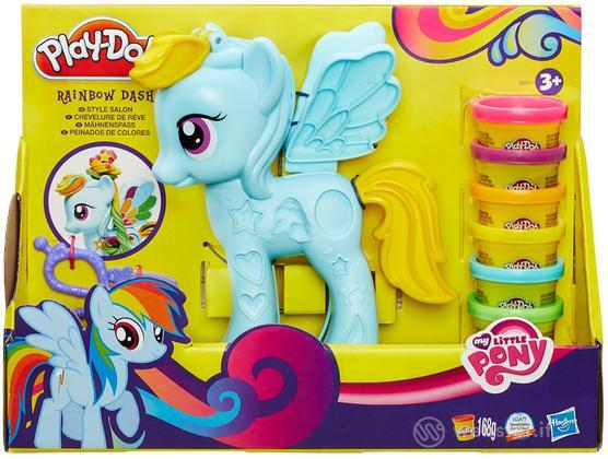 Playdoh My Little Pony Magica Rainbow Da