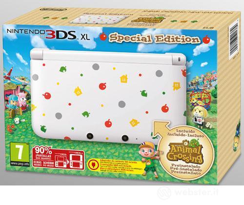 Nintendo 3DS XL Animal C.New Leaf Ltd Ed