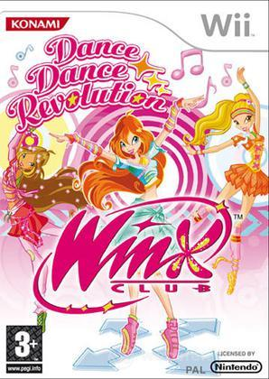 Dancing Stage Winx Club