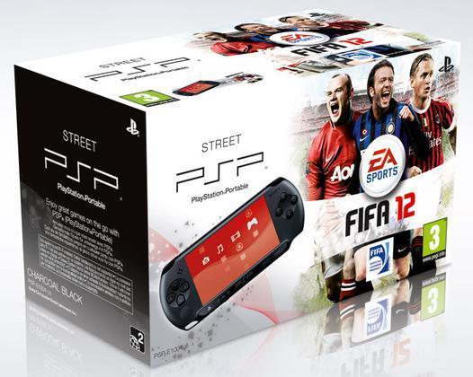 PSP E1000 + Fifa 12