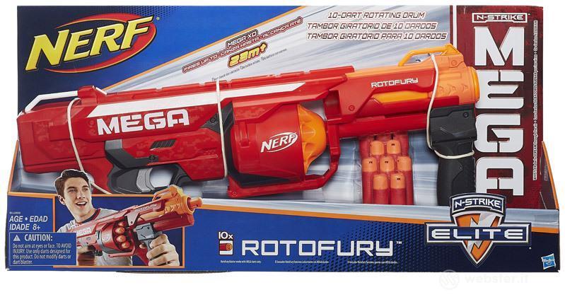 Nerf Rotofury
