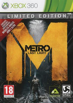 Metro Last Light Limited Ed.