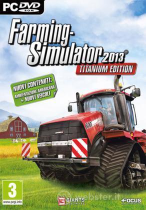 Farming Simulator Titanium Edition