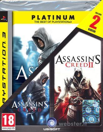 Compil Assassin's 1 + Assassin's 2