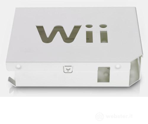 Supporto da parete per Wii