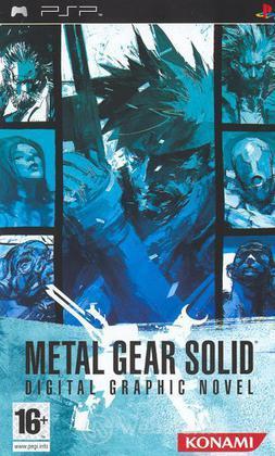 Metal Gear Solid Digital Grap