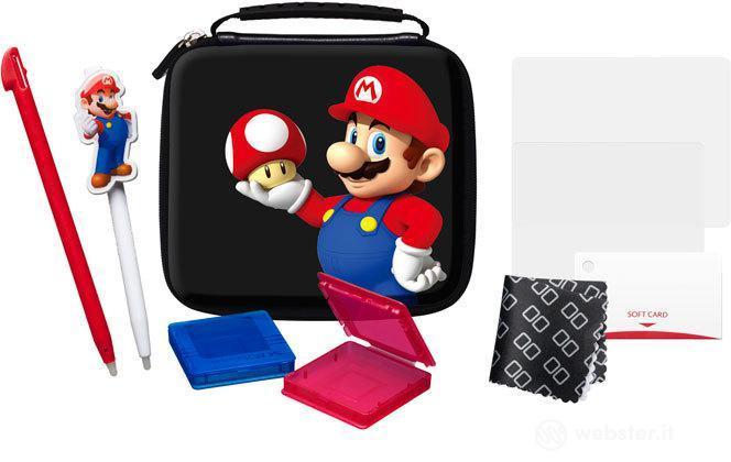 Pack Ufficiale Nintendo 2DS Mario