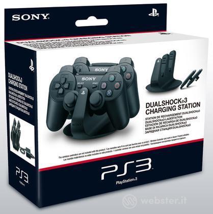 PS3 Sony Dualshock 3 Base di Ricarica