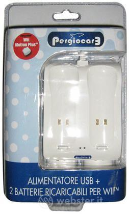 WII Caricatore USB Doppio