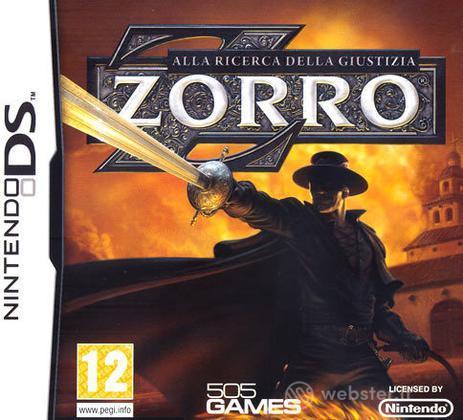 Zorro: Alla Ricerca Della Giustizia