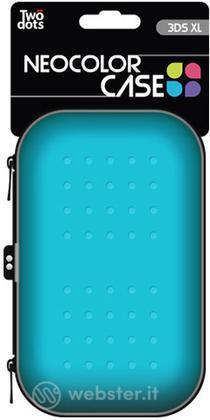 TWO DOTS Borsa Color Blu 3DS XL