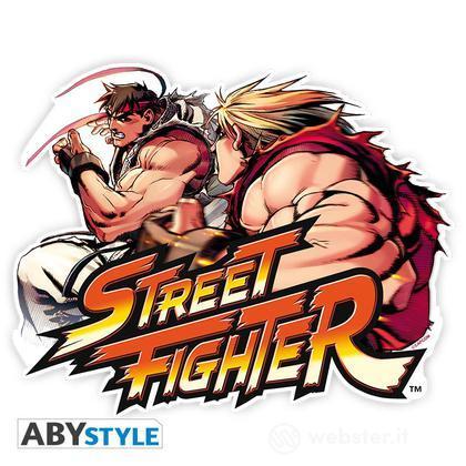 Mousepad Street Fighter - Ken vs Ryu