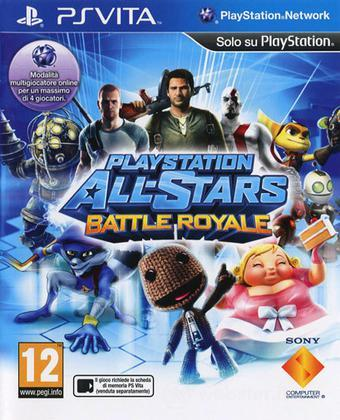 Playstation All Star Battle Royale