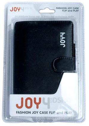 DSi XL JOY CASE black