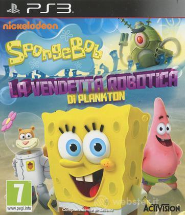SpongeBob:La Vendetta Robot. di Plankton