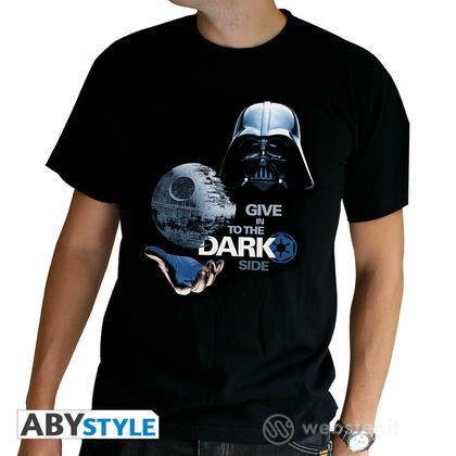 T-Shirt Star Wars - Dark Side L