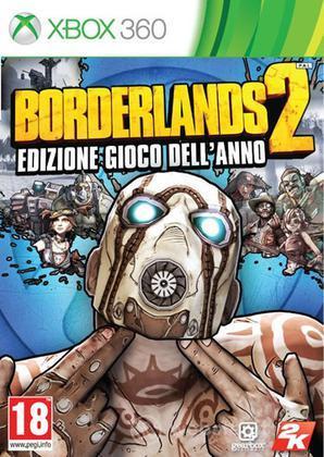 Borderlands 2 Edizione Gioco dell'anno
