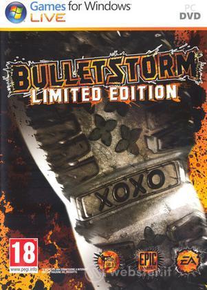 BulletStorm Limited Edition
