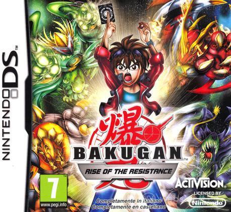 Bakugan Rise Of Resistance