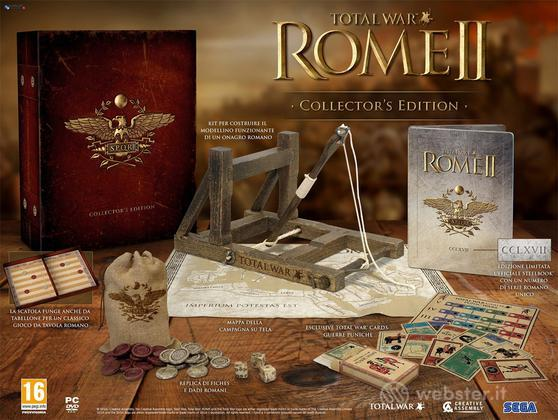 Rome 2: Total War Collector Edition