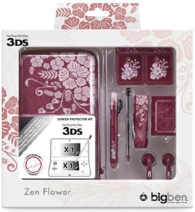BB Kit Zen Flower & Stone 3DS